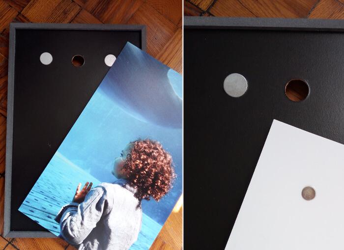 iPicky, startup italiana per cornice da mura, servizio di consulenza e stampa foto
