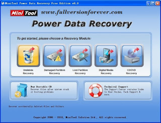 Download Partition recovery data software full version for windows
