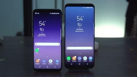 Perbandingan Samsung Galaxy S8 vs Huawei P10