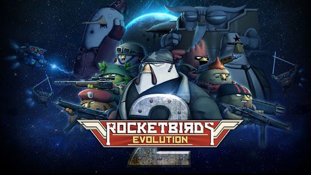 Rocketbirds 2 Evolution - CODEX