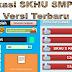 Aplikasi SKHU SMP/MTs Versi Terbaru