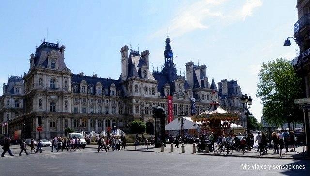 Hotel La Ville, París