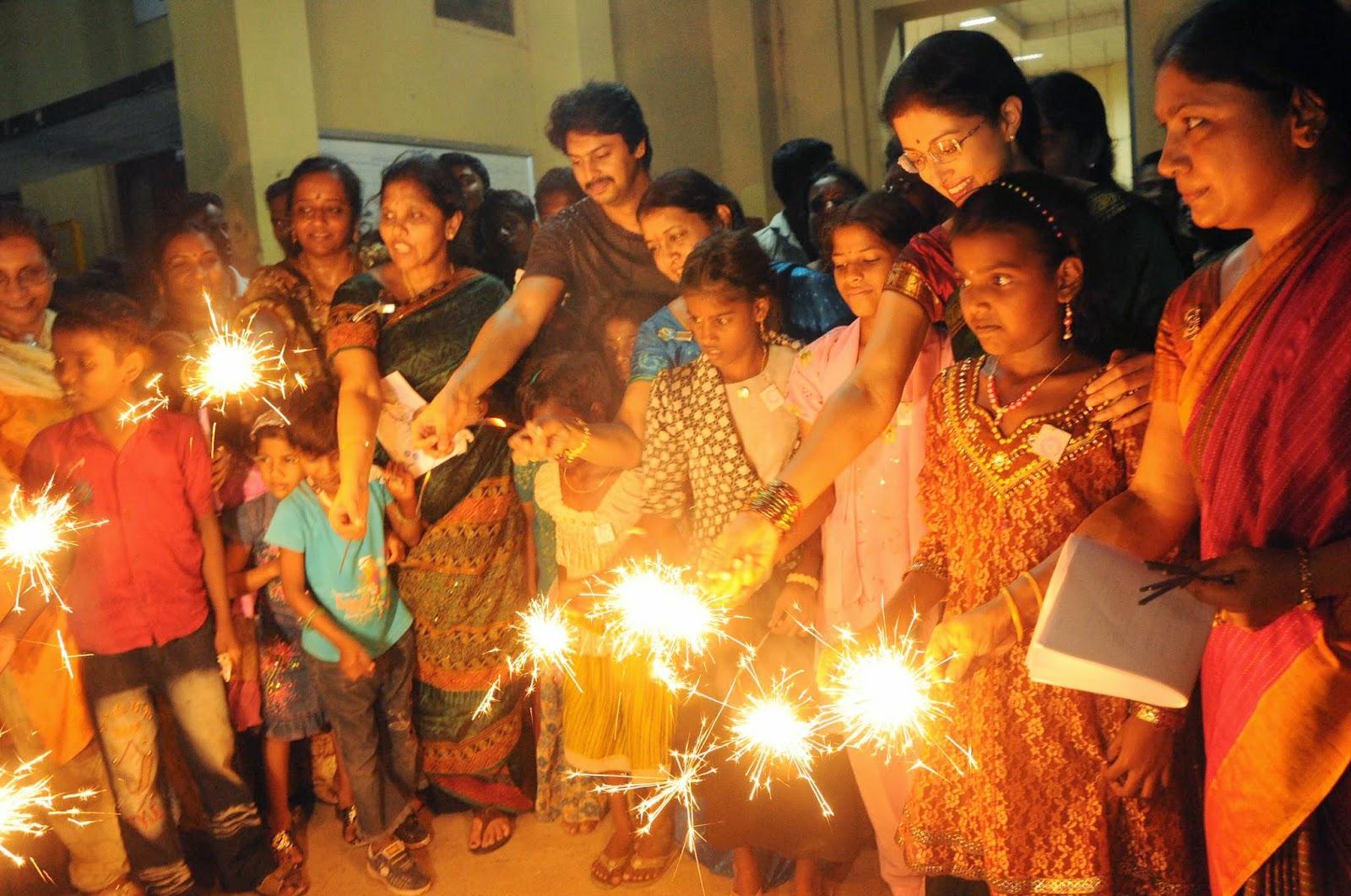 diwali celebration in india