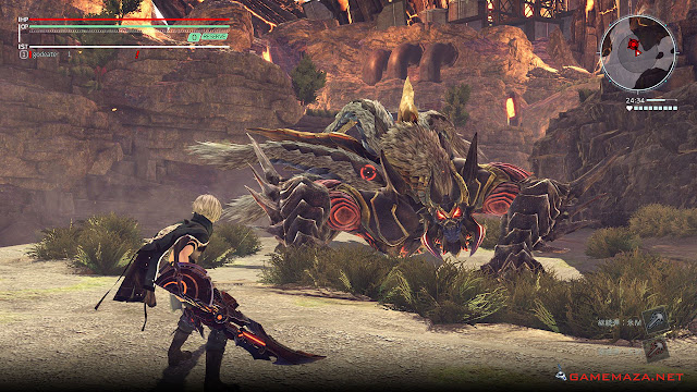 GOD EATER 3 Screenshot 4