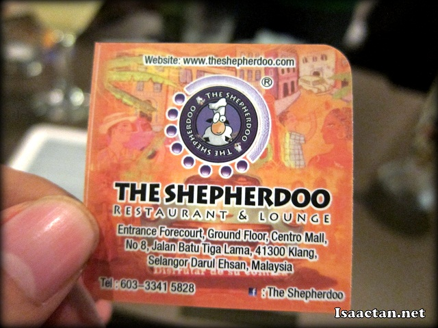 The Shepherdoo Centro Mall Klang