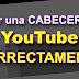 Crear Cabecera Para Youtube | 2017 | PIXLR | Sin Programas