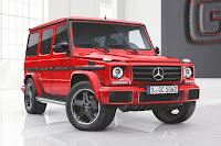 Mercedes-Benz G-Class Designo Manufaktur Edition (2017) Front Side