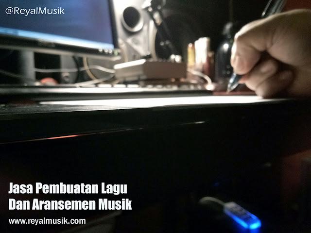 cara membuat aransemen musik / lagu, teknik aransemen lagu / musik
