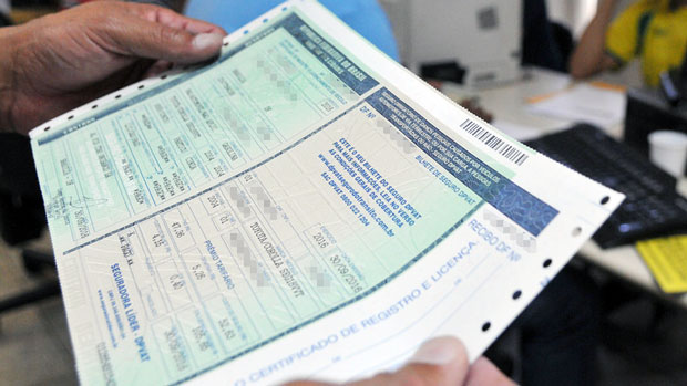 IPVA poderá ser pago em casas lotéricas a partir de abril