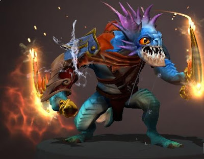 Slark - Golden Hydrakan Latch