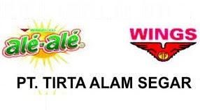 Lowongan Kerja Min SMA SMK D3 S1 PT Tirta Alam Segar Sub Portal WINGS Group Membutuhkan Karyawan Baru Penerimaan Seluruh Indonesia