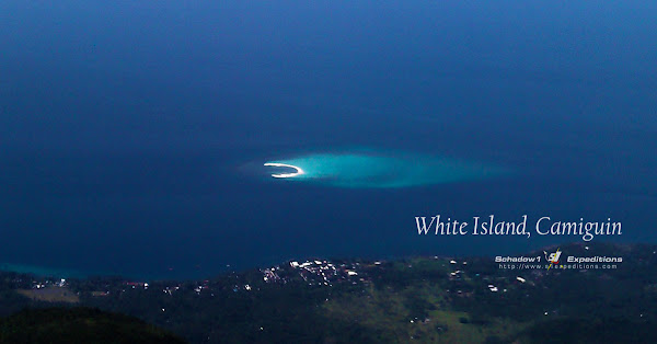 White Island Camiguin - Schadow1 Expeditions