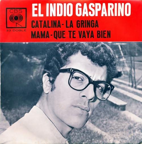 Lyrics de El Indio Gasparino