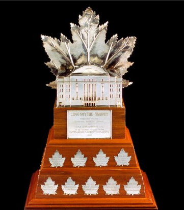 NHL, Conn Smythe Trophy,  Winners, all-time, nominees,  List