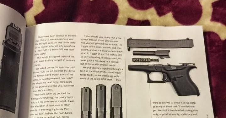 Gun News Blog: Glock 43