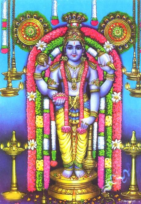 of lord guruvayurappan