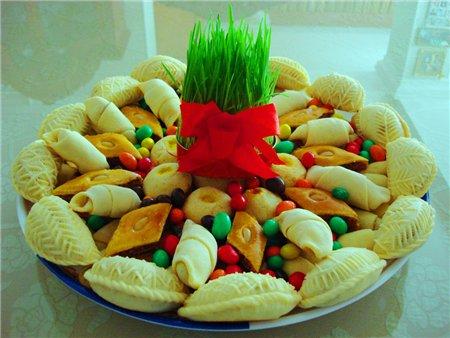 Novruz Bayrami Mahnisi