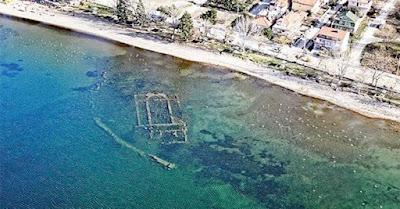 Η υποβρύχια βασιλική της Προύσας ανοίγει για το κοινό