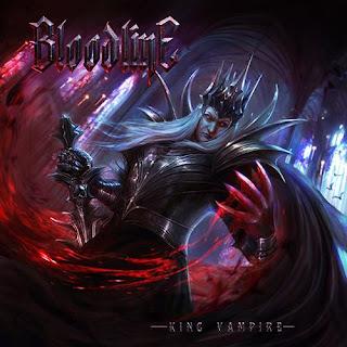 """Το βίντεο των Bloodline για το """"Blackened Crown"""" από το album """"King Vampire"""""""