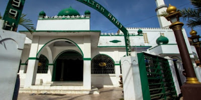 Masjid Hunto Sultan Amay