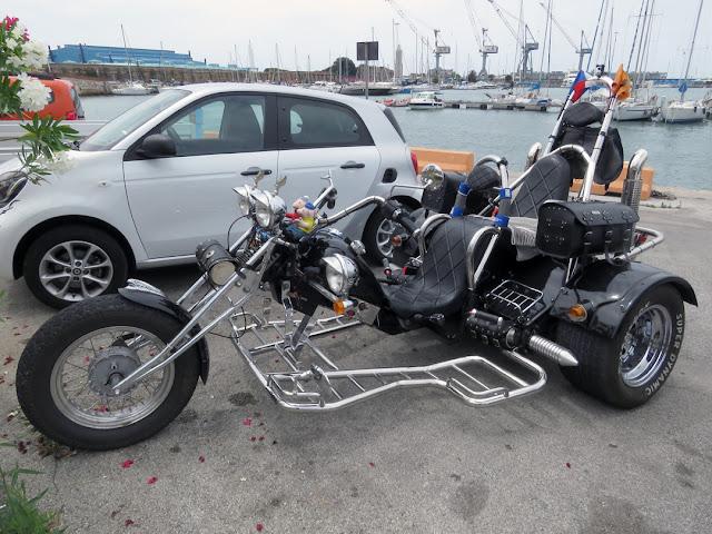 Trike, Porto Mediceo, Livorno