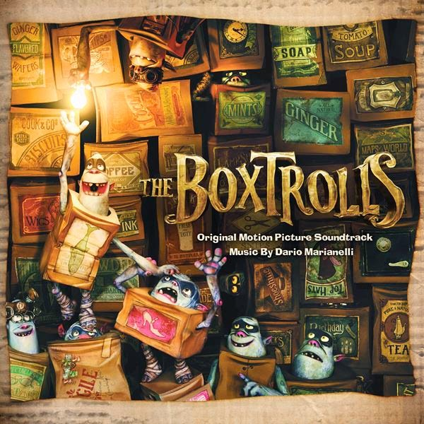the boxtrolls soundtracks