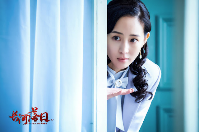 River Sunset war drama Janine Chang