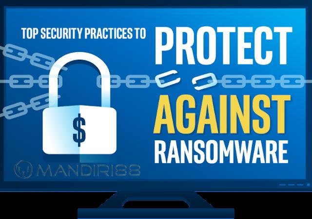 Lima Cara Ampuh bila terkena serangan Ransomware Petya