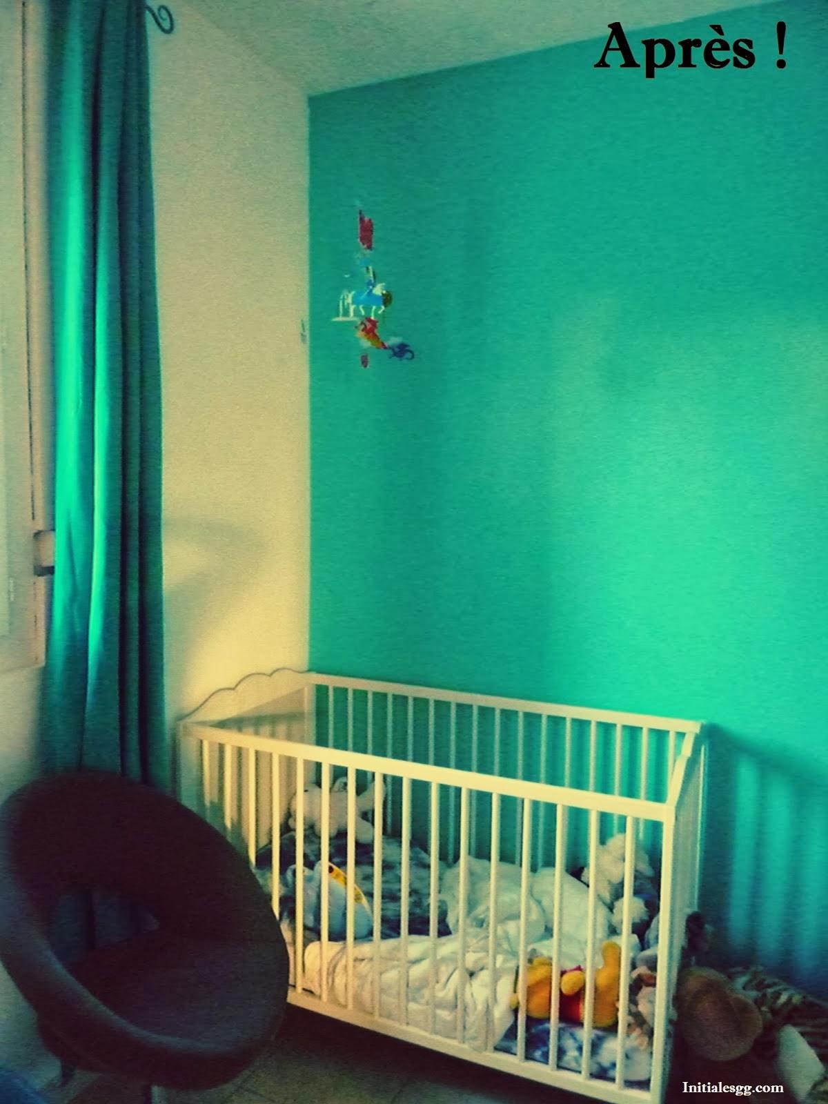 test la peinture monocouche colours de castorama initiales gg. Black Bedroom Furniture Sets. Home Design Ideas