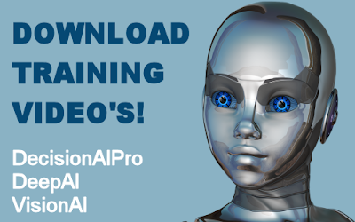 Artificial Intelligence Software Toolkit, DecisionAIPro, DeepAI, VisionAI