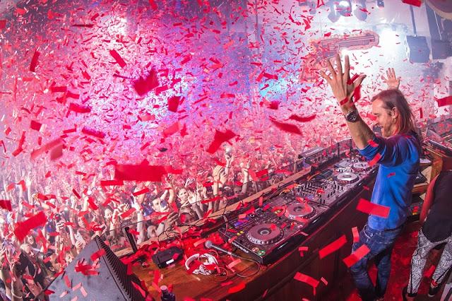 Festas na balada Pacha Ibiza