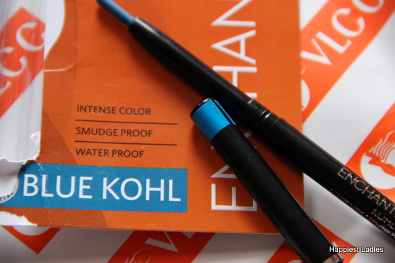 VLCC Blue Kohl Enchanting Eyes Review