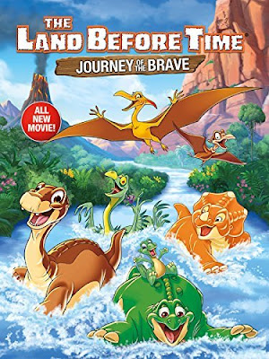 The Land Before Time XIV: Journey of the Brave (2016) ญาติไดโนเสาร์เจ้าเล่ห์ 14