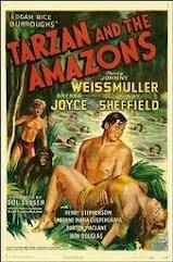Tarzán y las amazonas (1945) DescargaCineClasico.Net