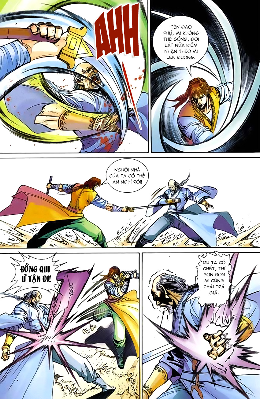 Bạch Phát Quỷ chap 7 - Trang 6