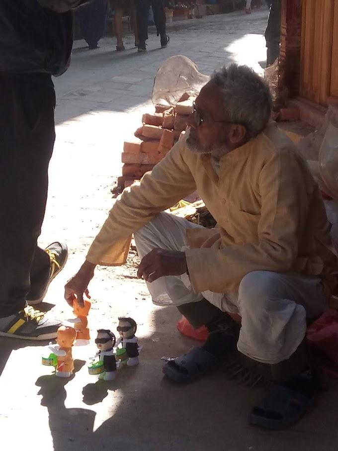 ネパールに見るさまざまなお仕事