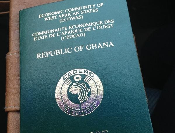 World's most powerful passports; Ghana ranks 61st