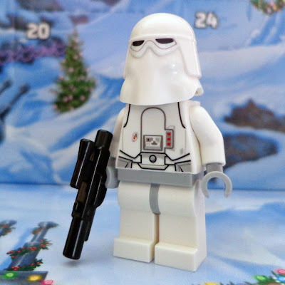 Day 6: Snowtrooper