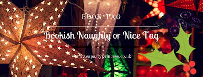 The Bookish Naughty or Nice Tag