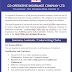 Vacancy- Co-operative Insurance Company Ltd.  Post Of - Insurance Assistants / Underwriting   Clerks