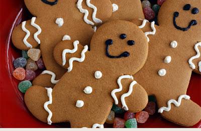 Resep Kue Gingerbread Cookies Spesial Untuk Malam Natal