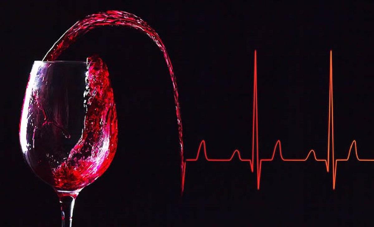 Rượu vang thực chất không tốt cho sức khoẻ