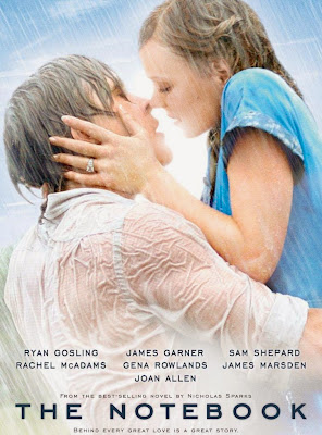 Poster Of The Notebook 2004 Full Movie In Hindi Dubbed Download HD 100MB English Movie For Mobiles 3gp Mp4 HEVC Watch Online