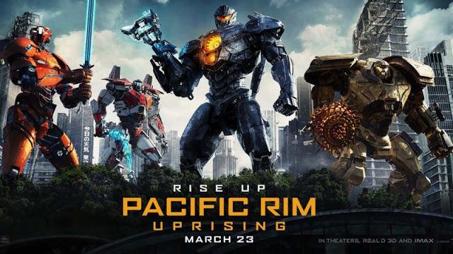 """[Cine] Crítica: """"Pacific Rim: Insurrección"""" (2018), de Steven S. DeKnight (XV Muestra Syfy)"""