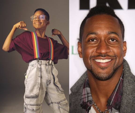 jaleel white then and now - photo #15