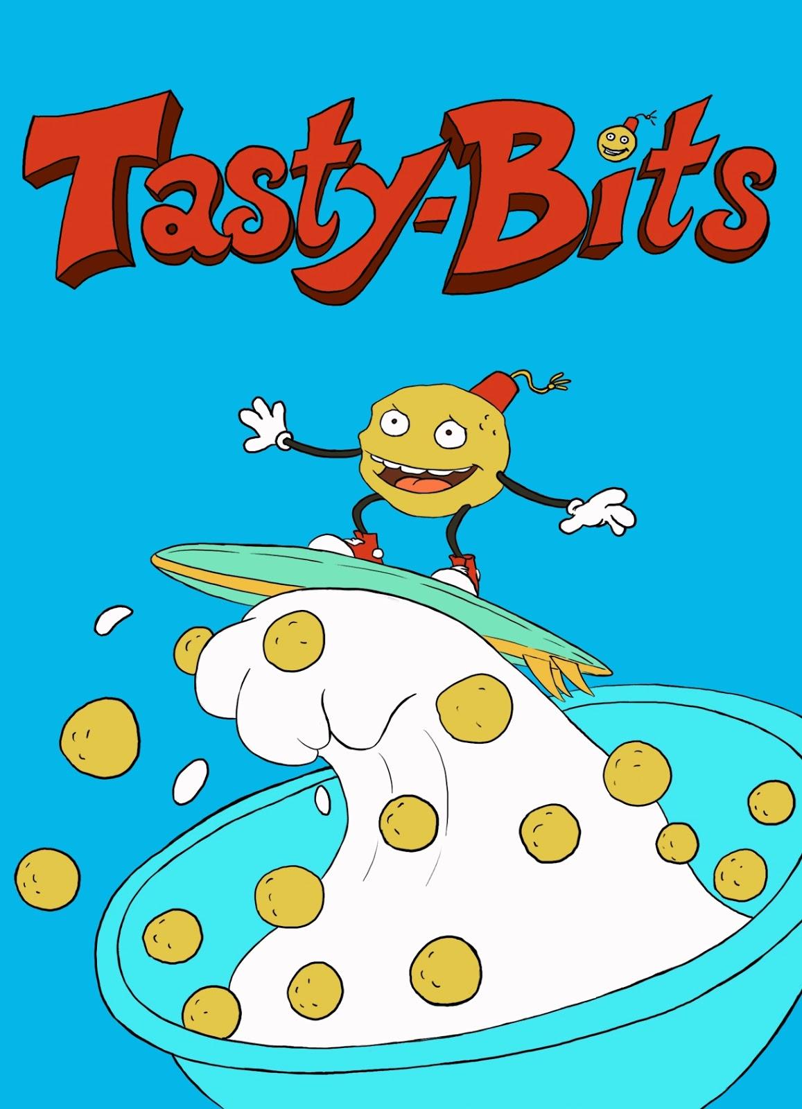 fysh's blog: Breakfast Cereal mascots