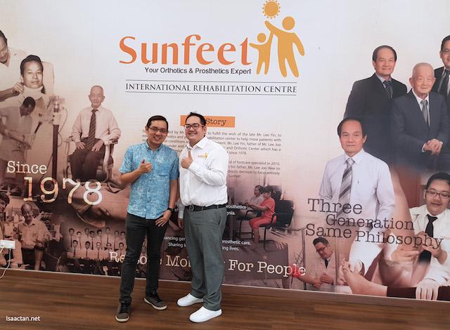 Care For Your Feet @ Sunfeet International Rehab Centre, Petaling Jaya