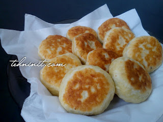 roti gepeng praktis dan enak