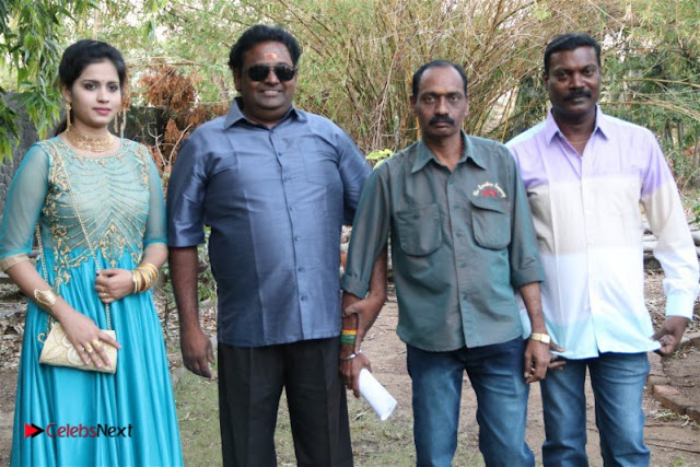 Chandhira Boothagi Tamil Movie Team Meet Stills  0017