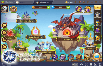 Idle Heroes: Beginner's Tips and How to Play on PC with Bluestacks